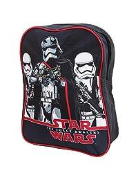 Star Wars Official Childrens/Kids The Force Awakens Elite Squad Backpack (One Size) (Black)