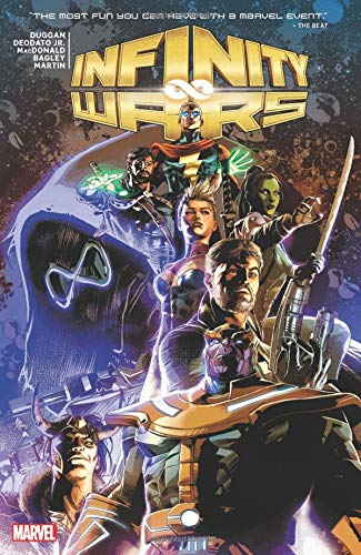 Pdf Graphic Novels Infinity Wars