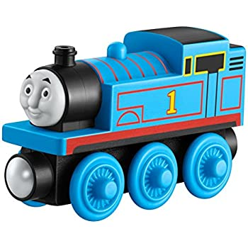 Fisher Price Thomas   Friends Wooden Railway Thomas. Amazon com  Fisher Price Thomas   Friends Wooden Railway Thomas