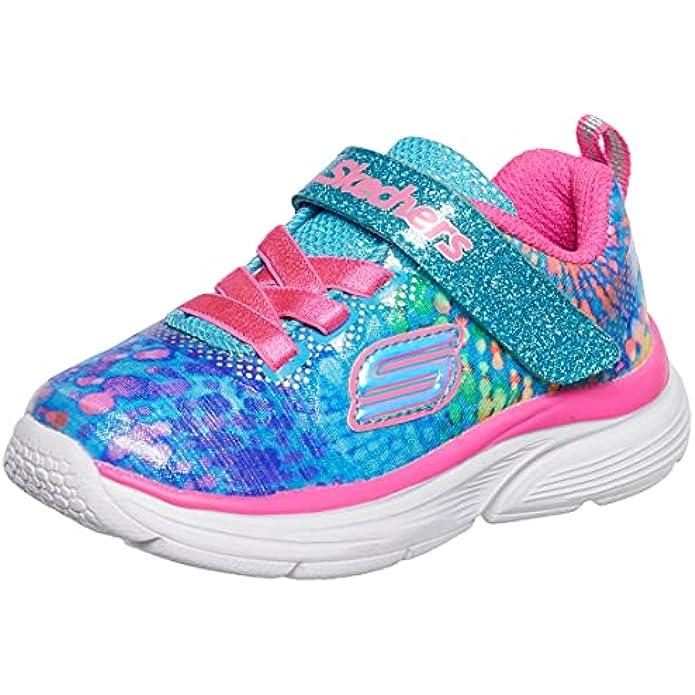 Skechers Unisex-Child Wavy Lites Sneaker