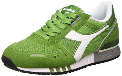 C5853 Ii Titan Erwachsene Sneaker Verde Multicolore Di Ramo Salice Bianco Unisex Diadora txUEqY5
