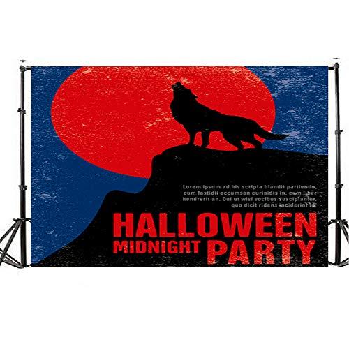 (Yoyorule Halloween Backdrops Lantern Background Photography Studio Decoration)