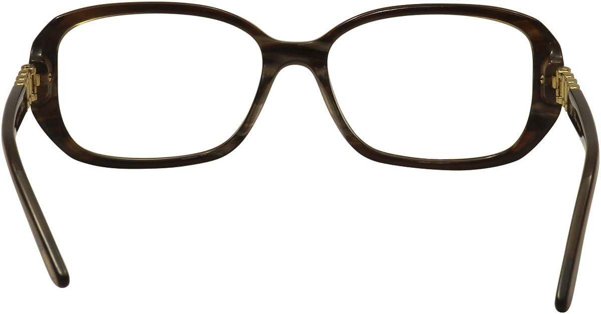 Chopard Eyeglasses VCH 155S 155//S 0794 Brown//23KT Gold Plated Optical Frame 53mm