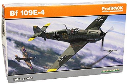 1:48 Eduard Kits Profipack Bf 109e-4 Model Kit.
