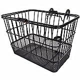 Sunlite Standard Mesh Bottom Lift-Off Basket w/Bracket, Black
