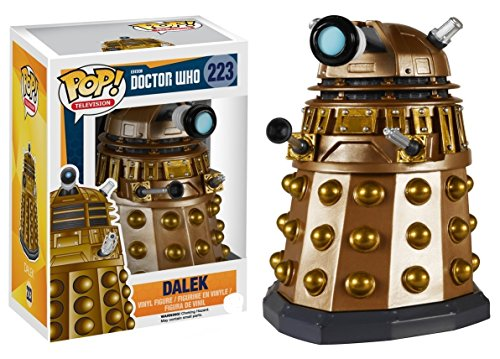 Funko 4632 POP TV: Doctor Who Dalek Action Figure (Dalek Action Figure)