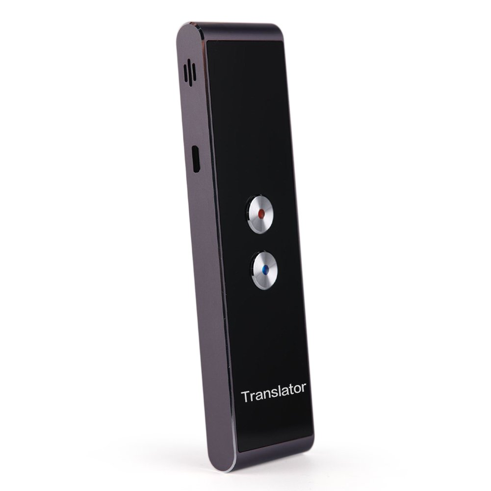 Oshide Language Translator Device Portable Smart Voice Translator Two-Way Real Time Instant Voice Translator for Learning Travel Meeting