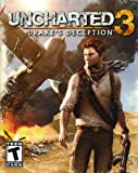 Uncharted 3 - Drake's Deception PS3 Instruction Booklet (Sony Playstation 3 Manual Only) (Sony Playstation 3 Manual)