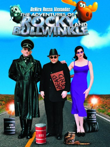 DVD : The Adventures of Rocky and Bullwinkle