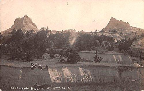 Badlands Postcard - 9