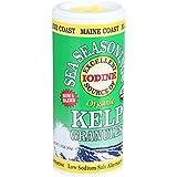 Maine Coast Organic Sea Seasonings - Kelp Granules - 1.5 oz Shaker - Case of 3