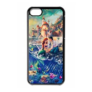Disneys Lilo and Stitch iPhone 5c Cell Phone Case Black GYKK4387
