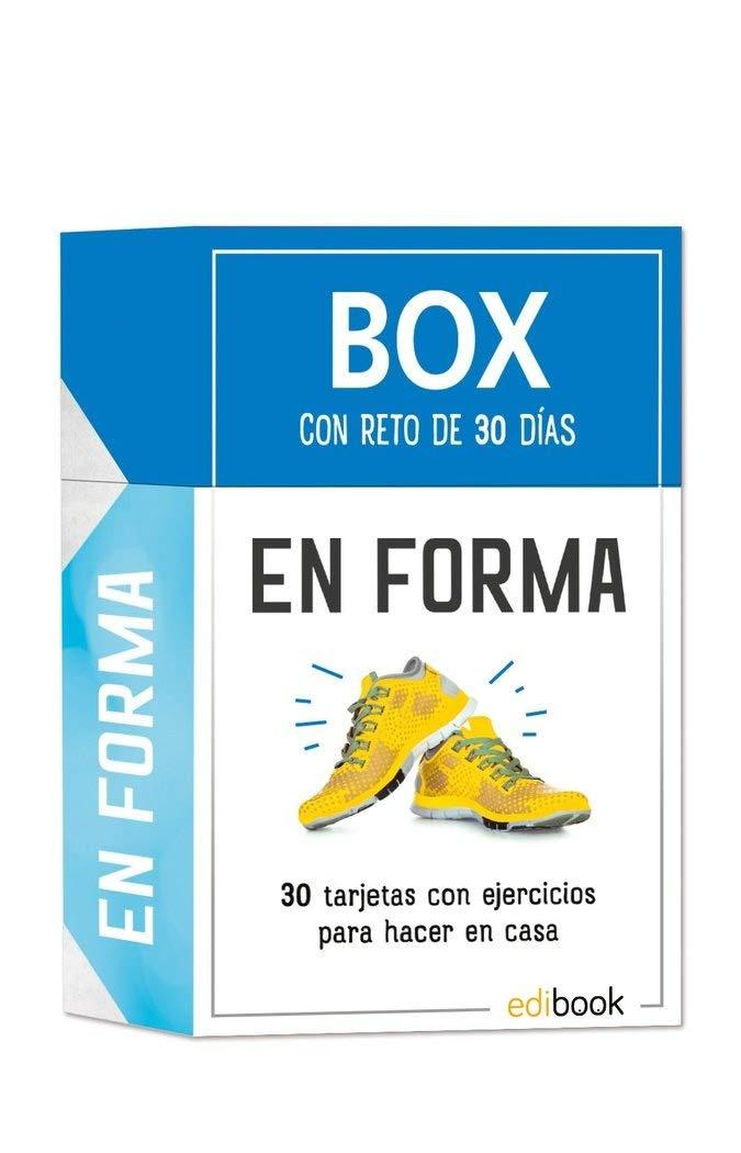Box reto 30 días: en forma (BOX CON RETO DE 30 DÍAS): Amazon.es: Vv.Aa, Vv.Aa: Libros