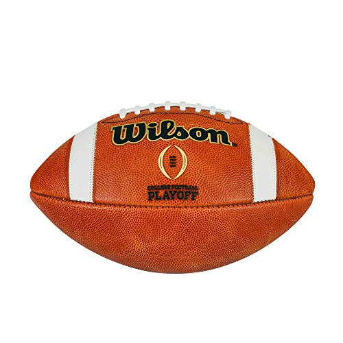 Wilson Sporting Goods WTF1008ID College Collegiate Playoff Football