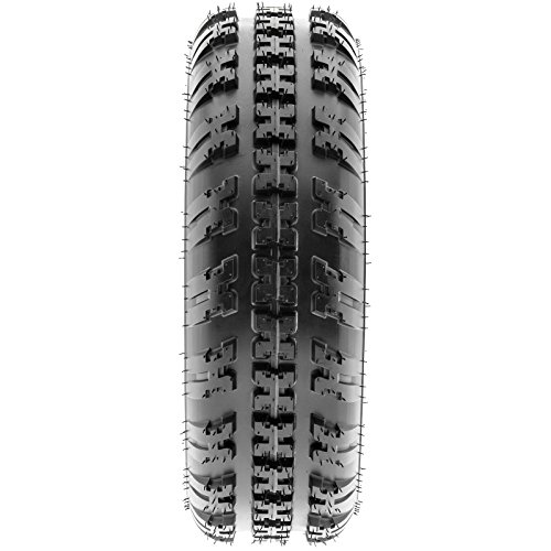 SunF 20x6-10 ATV UTV Tire 20x6x10  Front Replacement 6 Ply A031 Tubeless