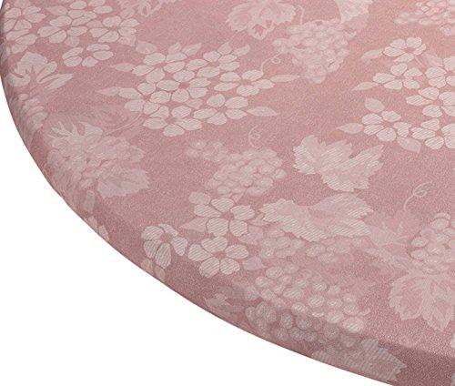 Grapes Vinyl Elasticized Table Cover