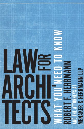 Law for architects what you need to know kindle edition by robert law for architects what you need to know by herrmann robert f fandeluxe Gallery