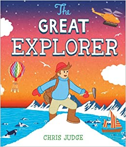 Image result for chris judge the great explorer