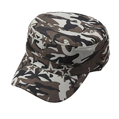 Limsea Outdoor Tactical Plain Army Military Cadet Style Cap Hat Adjustable (Womens Charlie Hat Adjustable)