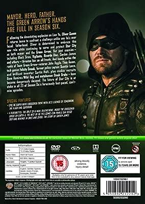 Arrow S6 [Edizione: Regno Unito] [Reino Unido] [DVD]: Amazon ...