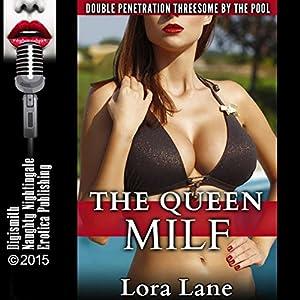 The Queen MILF Audiobook
