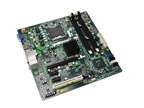 Aquamoon Trading Manufacturer Refurbished 18D1Y Genuine OEM Dell Inspiron 560 560s MT Desktop Intel Motherboard Main System Board LGA 775 CPU Processor Socket G43T-DM1 V A00 VGA HDMI Integrated Video