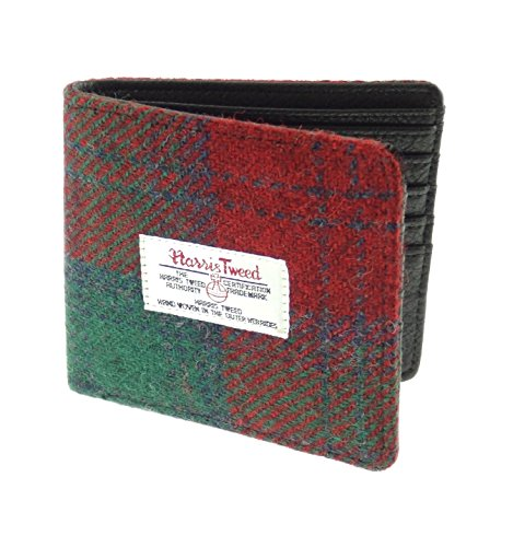 Lindsay Harris Clan Tartan Harris Tweed Tweed Wallet z4pxa4
