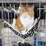 Wildgirl-Comfortable-Cozy-Small-Pet-Animal-Cat-Hanging-Hammock-Bed-Stylish-Pattern-Sleeping-Pad