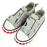 iFANS Child 3D Animal Velcro Slip On Shoes Canvas Sneakers (Toddler/Little Kid/Big Kid)