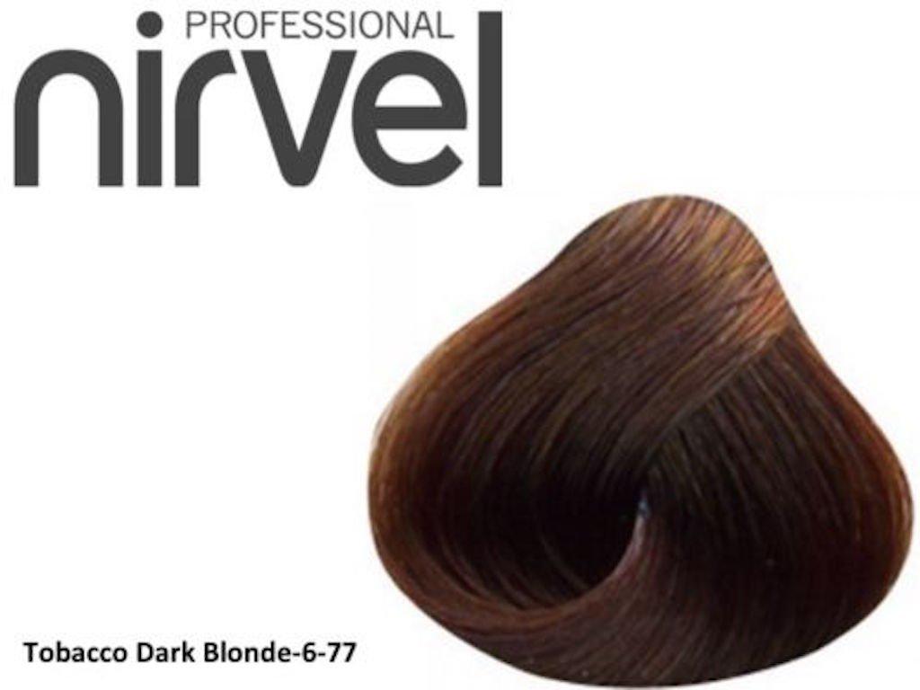 Nirvel Color Coloration Tobacco Dark Blonde 677 Dark Blonde 60ml