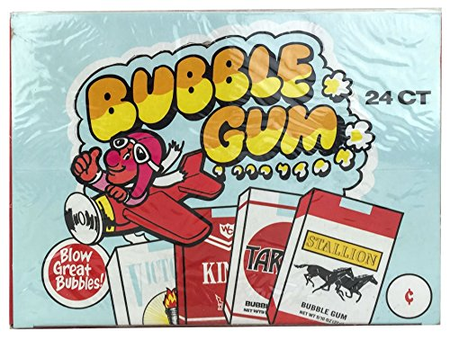 Buy bubble gum in the world