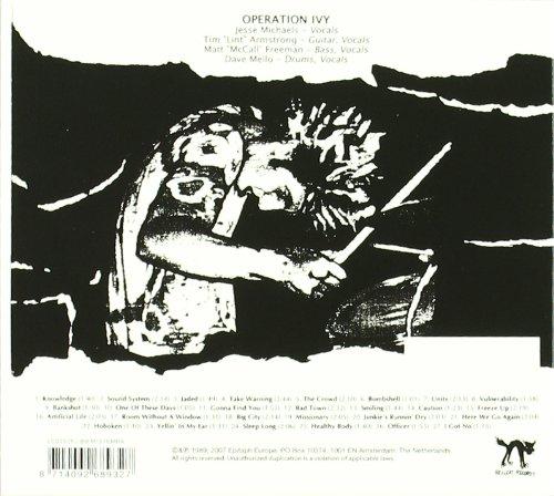 Operation ivy Hellcat records