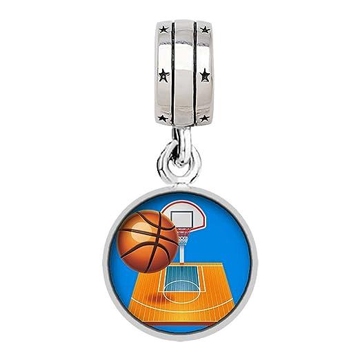 Juegos Olímpicos de baloncesto y aro Flipmycover