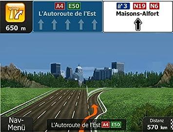 POUR EUROPE GPS IGO8 TÉLÉCHARGER