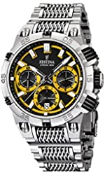 Men's Watch - Festina Tour de France - Chrono Bike - F16774/7