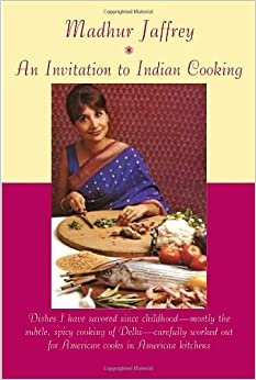 VERIFIED An Invitation To Indian Cooking. ofrece durable Short Trending scenes