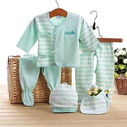 Bebé recién nacido algodón ropa interior Set, ruirs Niza bebé infantil primavera otoño – Set