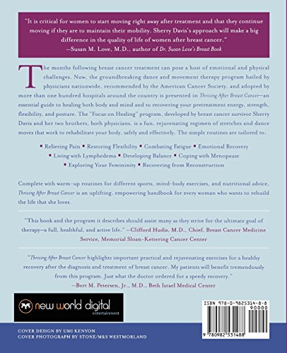 Thriving After Breast Cancer: Essential Healing Exercises for Body and Mind - http://medicalbooks.filipinodoctors.org