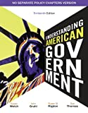 Bundle: Understanding American Government - No Separate Policy Chapter, 13th + WebTutor? on Blackboard® Printed Access Card : Understanding American Government - No Separate Policy Chapter, 13th + WebTutor? on Blackboard® Printed Access Card, Welch and Welch, Susan, 1111648824