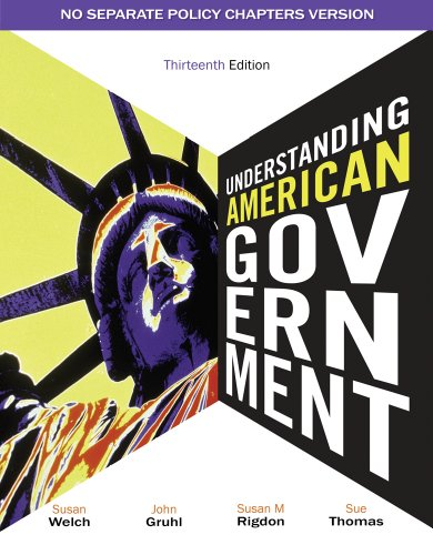 Bundle: Understanding American Government - No Separate Policy Chapter, 13th + Latino-American Politics Supplement