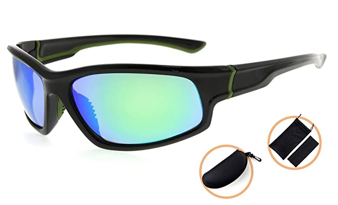 Eyekepper Sports Polycarbonat Polarisierte Sonnenbrille TR90