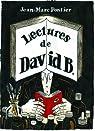Lectures de David B. par Pontier