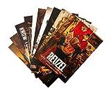 Reuzel Chew the Fat Postcards (10 Card Set)