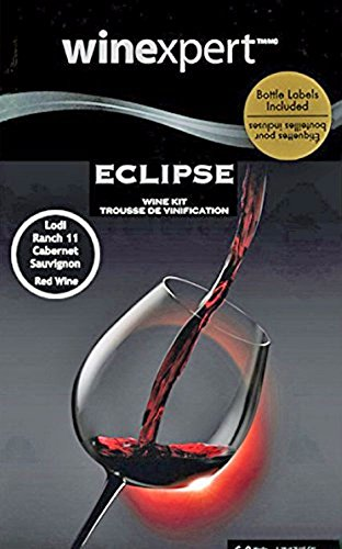 Lodi Ranch 11 Cabernet Sauvignon with Grape Skins (Eclipse) for sale  Delivered anywhere in USA