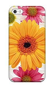For ZippyDoritEduard Iphone Protective Case, High Quality For Iphone 5/5s Flower S Skin Case Cover