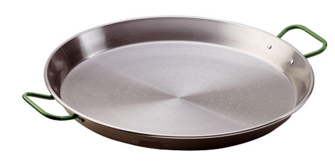 Fagor Paellera paeval - Paellera valenciana acero pulido - Tamaño 65 cm de diámetro: Amazon.es: Industria, empresas y ciencia
