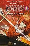 Coleção Rurouni Kenshin - Volume Versão do Autor 1 e 2