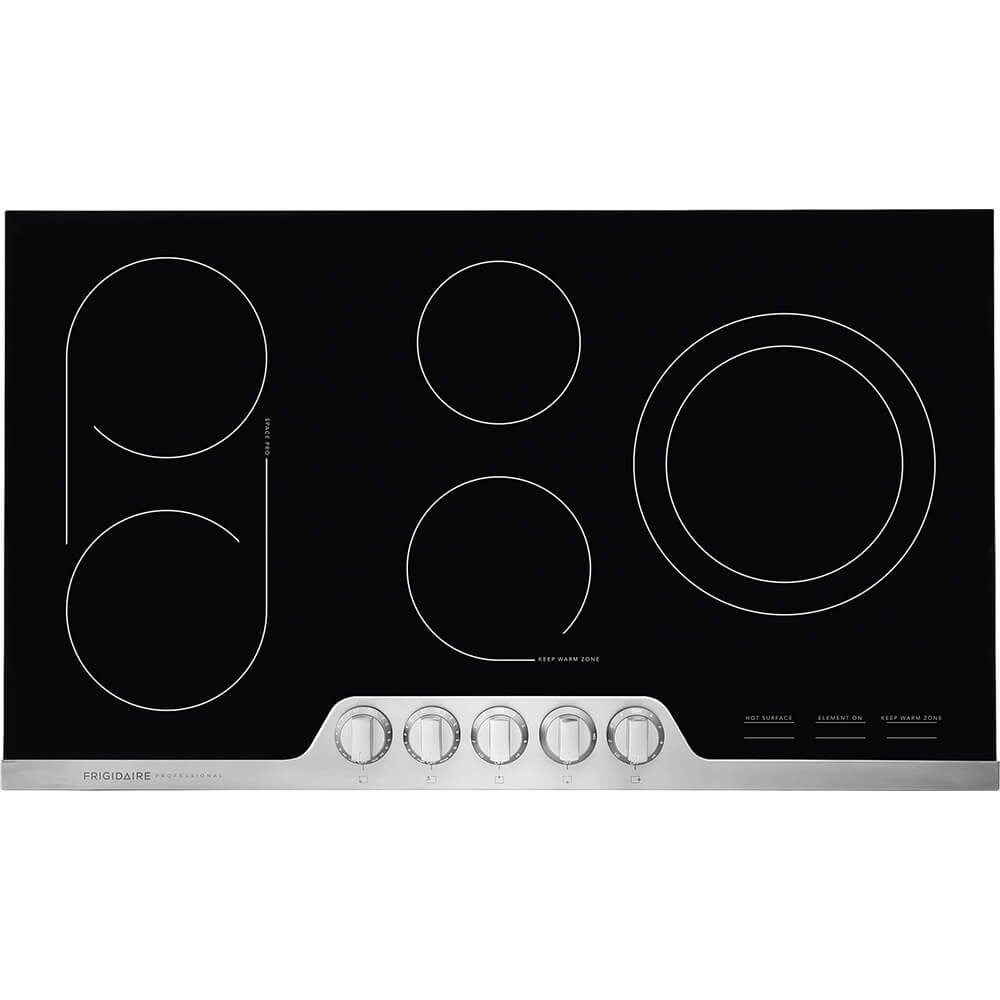 Fridgidaire Professional 36'' Stainless Steel Electric Cooktop