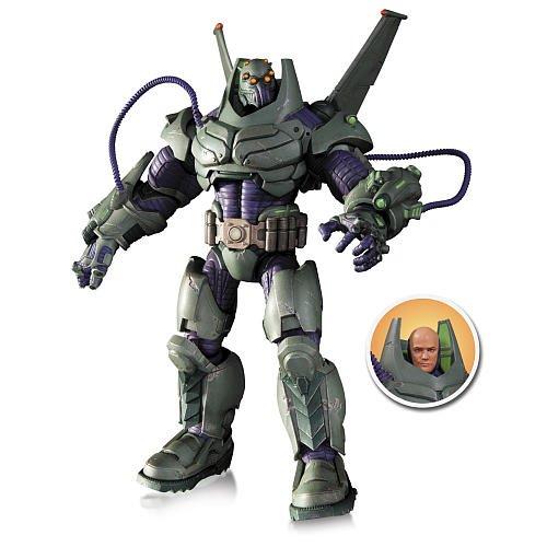 DC Comics Super Villains Armored Lex Luthor Deluxe Action Figure