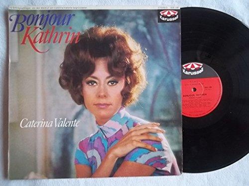 Caterina Valente - Caterina Valente Bonjour Kathrin Vinyl Lp - Zortam Music